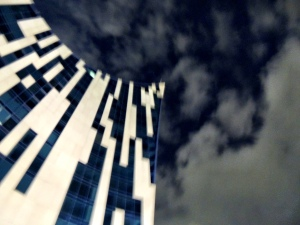 The Ascent and the sky...