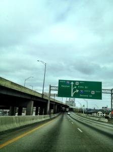 I 71/75N in Kentucky