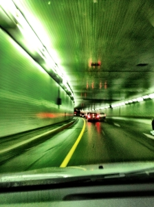 I 71 N tunnel, Cincinnati OH