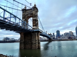 My favorite subject, the Roebling.