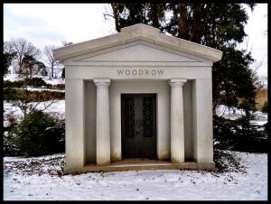 Woodrow Mausoleum.