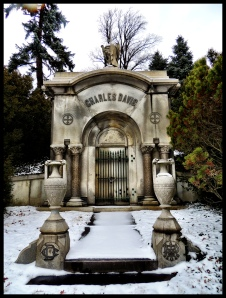 Davis Mausoleum.