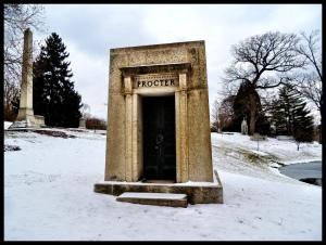 Procter Mausoleum.