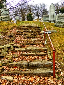 Stairway to heaven??